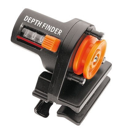 CORMORAN - DEPTH FINDER Tiefenmesser bis 999 Meter - Line Counter