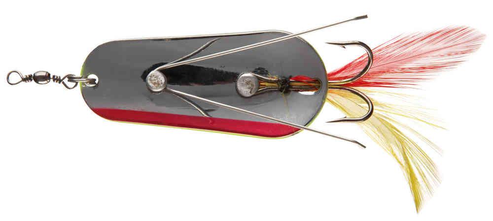 Schwarz Cormoran Cora-Z Classic Blinker 6,5cm 30g Blinker Rot