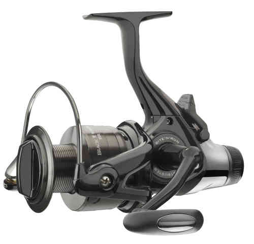 DAIWA - BLACK WIDOW BR - Freilaufrolle in 4 Größen