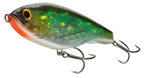 CORMORAN - KING OF JERK RELOADED - Wobbler 15cm 72g - Jerkbait langsam sinkend
