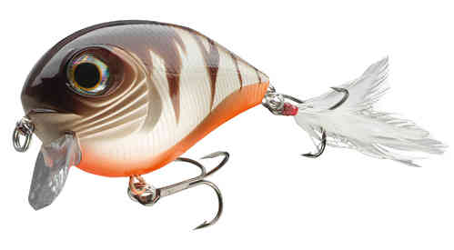 TEAM CORMORAN - BELLY DOG N - Wobbler 6,8cm 24g - Crankbait bis ca. 1,5m
