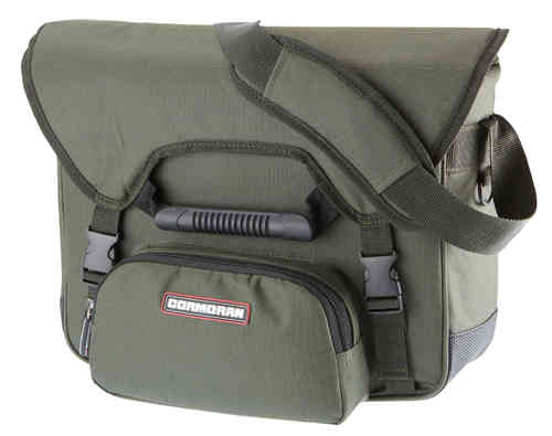 "CORMORAN Schultertasche Modell 2036 - 36 x 30 x 17 cm - ""Full Shock Protection"""