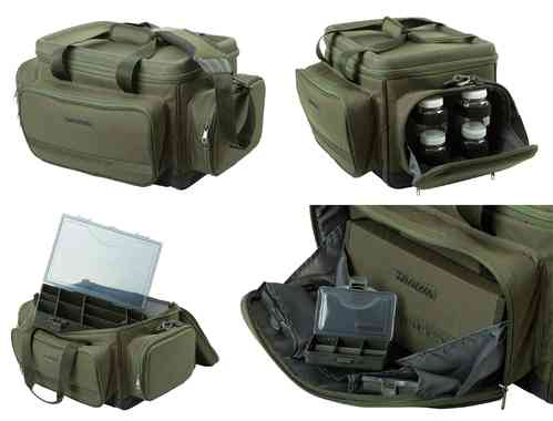 DAIWA - INFINITY Complete Carryall & Bait Table - Karpfentasche 55x39x31cm
