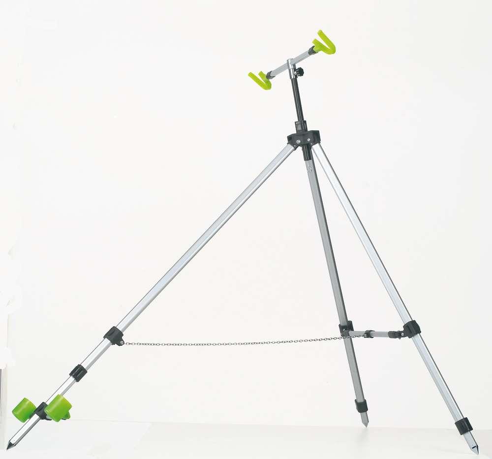 CORMORAN Brandungsrutenständer 180cm Brandungsdreibein//Feederdreibein//High Pod