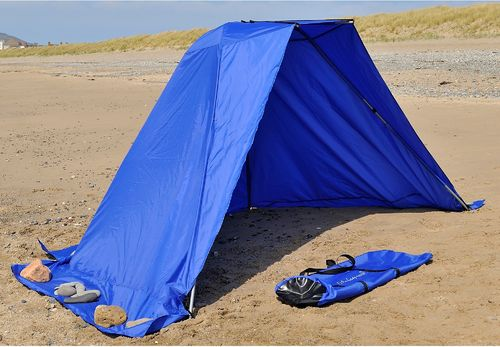 SHAKESPEARE Salt XT Beach Shelter - Brandungszelt, Brolly, Angelzelt, Schirmzelt