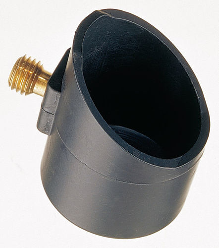 Cormoran Rutenhalter Rod Rest 42 cm mit extrem robustem Erdspieß verstellbar