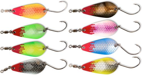 Quantum MAGIC TROUT Bloody Spoons 3,5g - Forellen Spinner/Blinker/Spoons