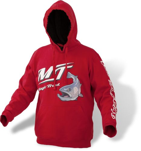 Magic Trout Hoody - Kapuzensweatshirt Gr. S - 3XL