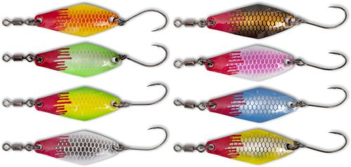 Quantum MAGIC TROUT Bloody Zoom Spoon 2,5g - Forellen Spinner/Blinker/Spoons