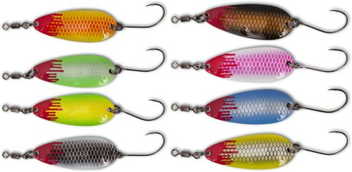 Quantum MAGIC TROUT Bloody Shoot Spoon 3g - Forellen Spinner/Blinker/Spoons