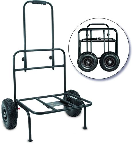 Browning Match Trolley 55x50cm Transportkarre
