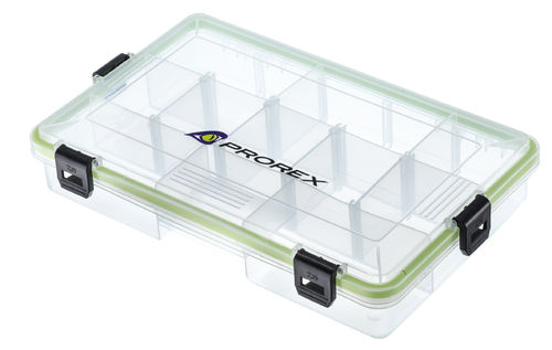 DAIWA PROREX Sealed Tackle Box M 15809-900 - 27,5x18x5cm - Gerätebox