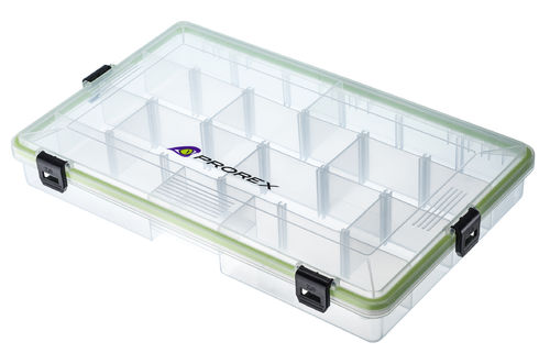 DAIWA PROREX Sealed Tackle Box L 15809-945 - 35,5x23x5cm - Gerätebox
